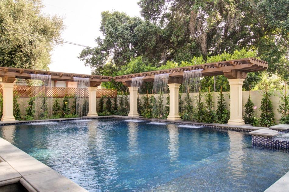 Pools Backyards Custom Home Builder Richard Smith